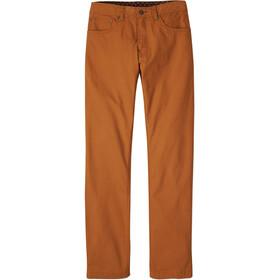 """Prana M's Tucson Pant 32"""""""" Inseam Slim Fit Cumin"""
